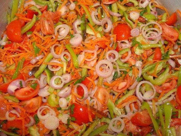 Как сделать салат парамониха